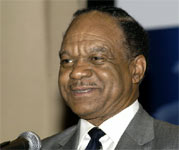 Mr. Walter Fauntroy